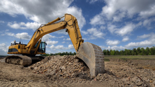 Site Work Contractor Detroit MI | Michigan Excavation Services | Springline Excavating - excavation1